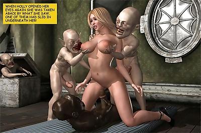 Holly´s Freaky Encounters -..