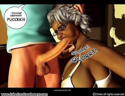 Ms Jiggles 3D – Part 5-..