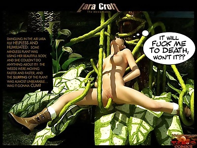 3D: Lara Croft. The Weed..