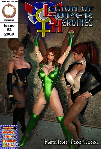 Legion of super heroines 02..