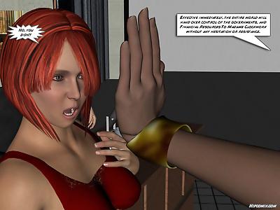 Blunder Woman Hipcomix