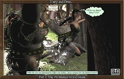 Fairy end Orc 1 - part 2