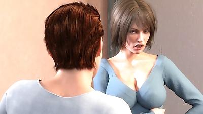 Visiting Aunt Sara - part 9
