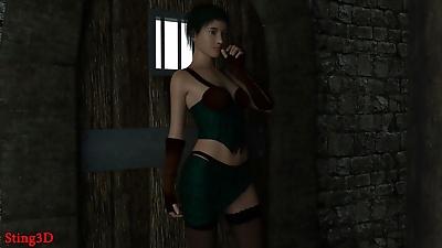 Sting3D- Prisoner of Fuck..
