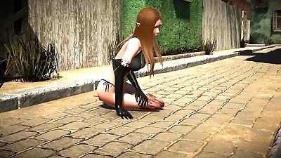 ميلا على على الشارع - جزء 3