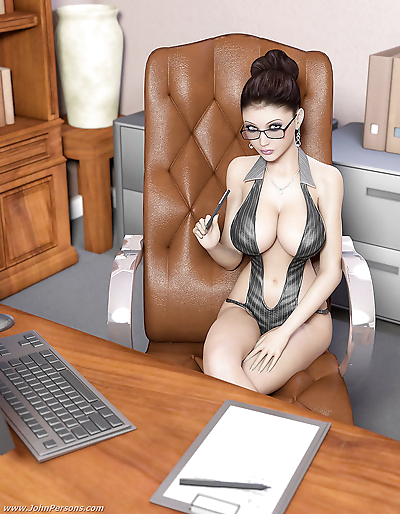 Monica Office- Darklord