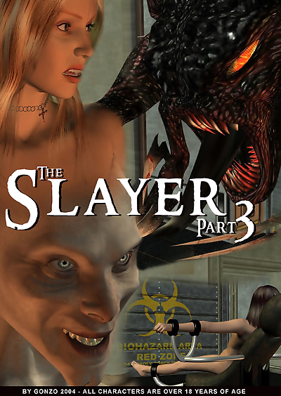The Slayer - Issue 3