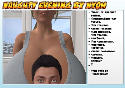 Nyom-Naughty Evening - part 7