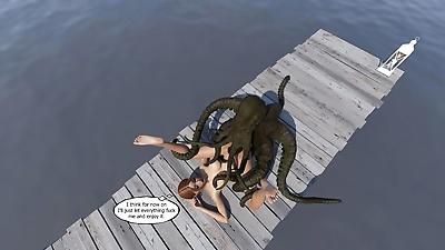 3DMidnight- Lake Monster -..