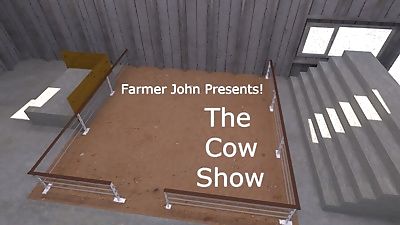 The Cow Show