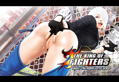 THE KING OF FIGHTERS / ANGEL..