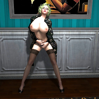 3DX Art + animations - part 27