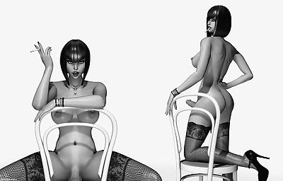 3DX Art + animations - part 8