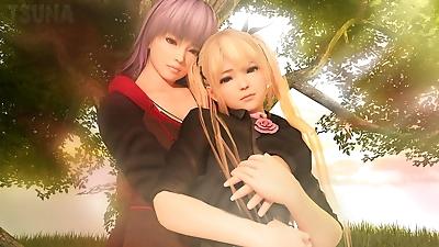 Artist3D - OTsunaO - DOA Girls