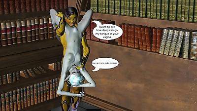 the sex elf quest 4 - part 5