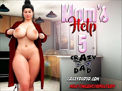 CrazyDad- Mom's Help 5