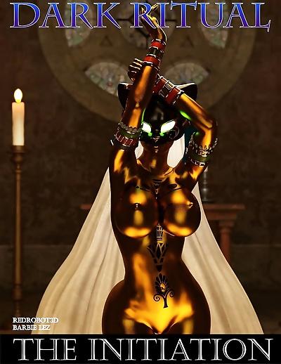 Redrobot3D- Dark Ritual –..