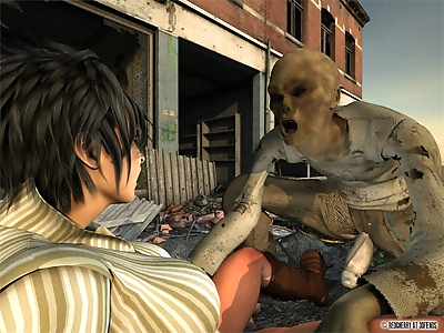 dfiends zombie Chroniken 1