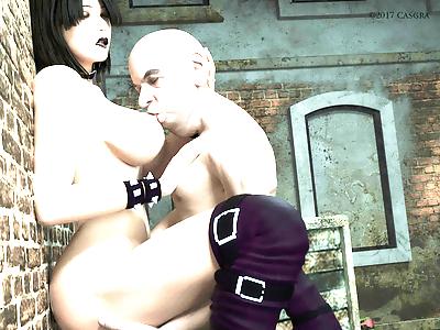 Dark Alley Lover - part 4