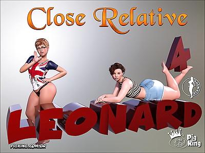 Pigking- Leonard Close..