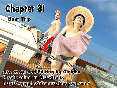Giginho- Boat Trip Chapter 31