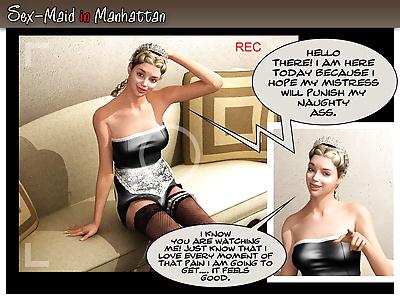 Sexe femme de ménage dans manhattan