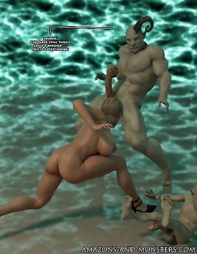 Amazons-Vs-Monsters Jera on..