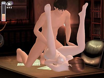 Biko 3 Uncensored 3D - part 3