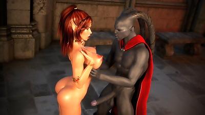 HitmanX3Z Elven Desires -..