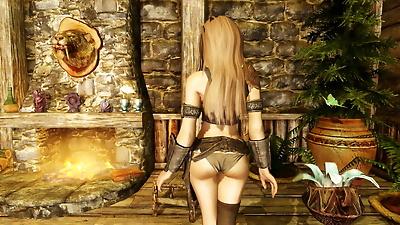 Girls of Skyrim #2 - part 4