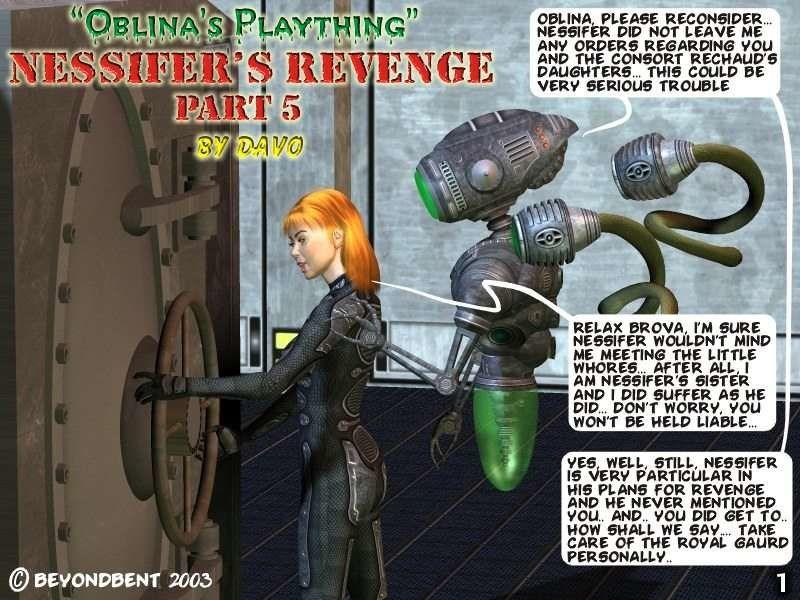 Nessifers Revenge - part 7