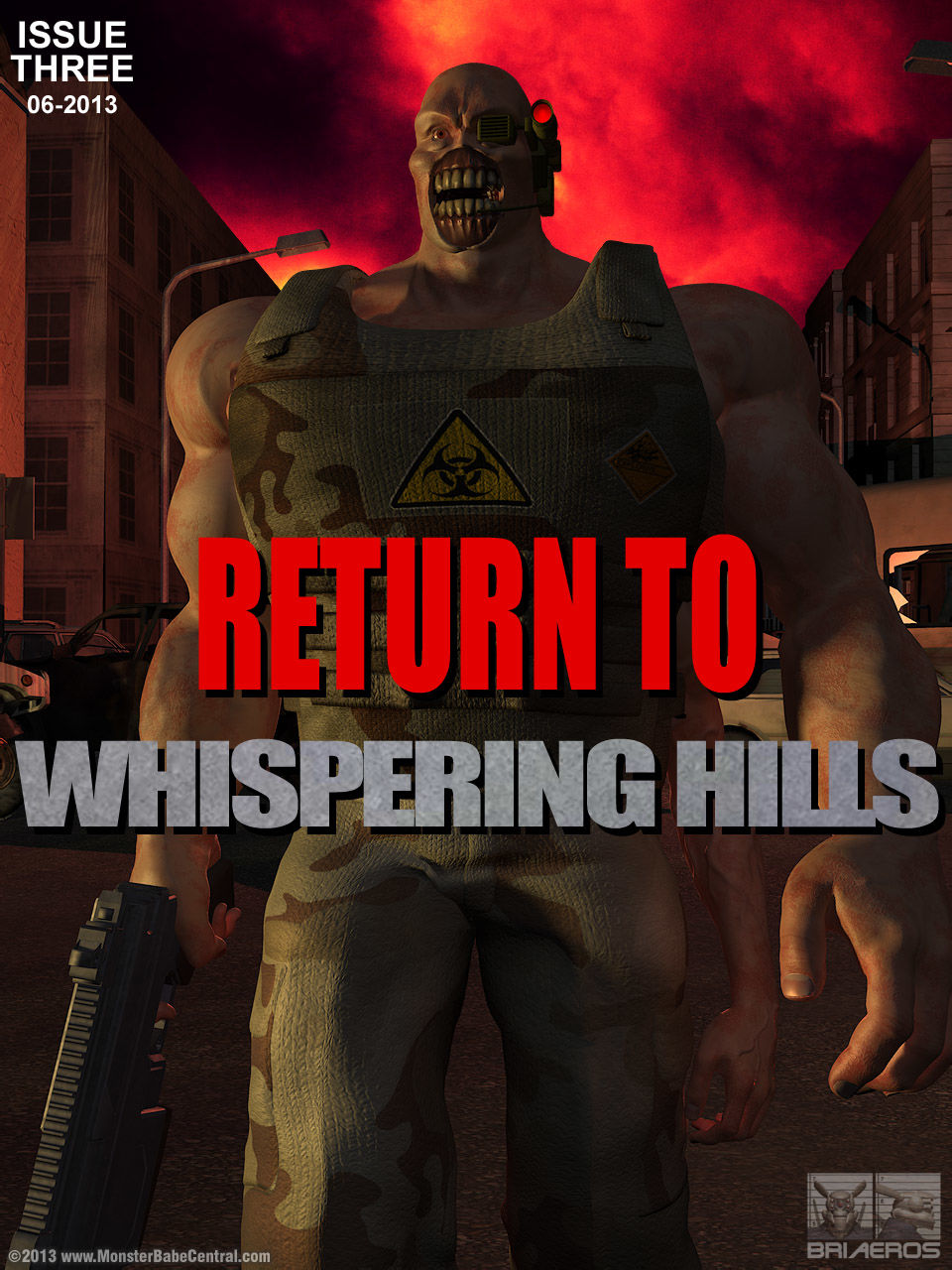 Return to Whispering Hills - part 3