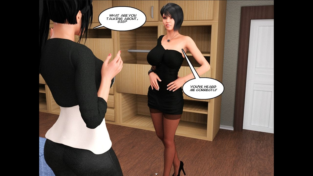 Icstor-Incest story- Aunt and Mom