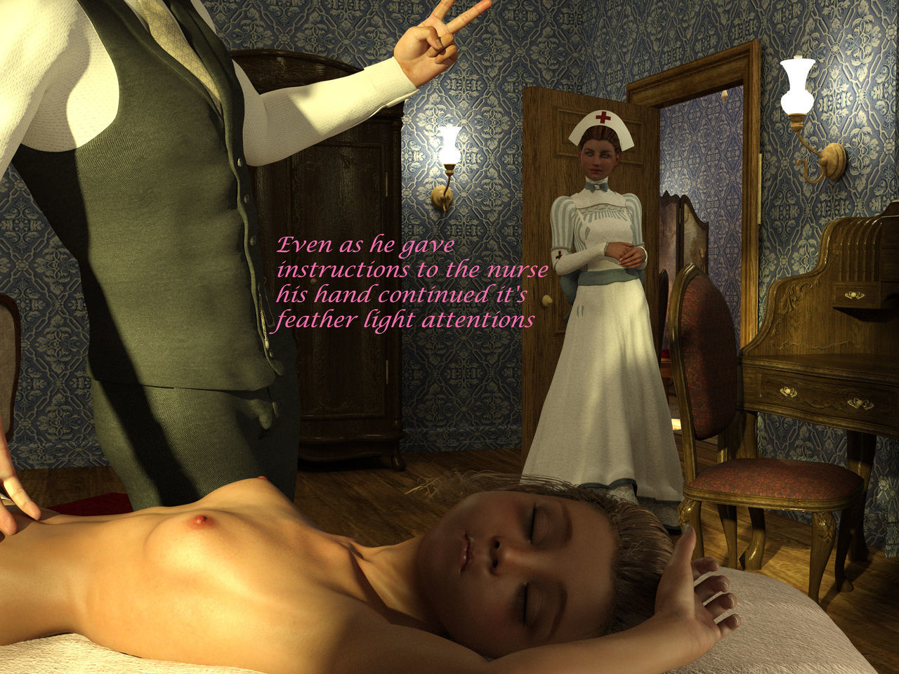 Lady Jane: The First Adventures - 5 - part 2
