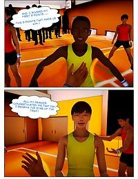 Body Transfer Side Story - A Week-end with Chris - part 15