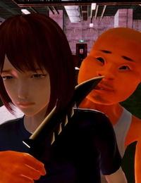 Tagosaku Majiwaranai Hazu no Futari no Sekai Ghost in the Shell - part 4